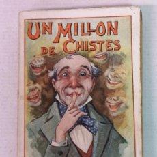 Libros antiguos: UN MILLÓN DE CHISTES EDT. MAUCCI. Lote 205803683