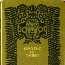 Libri antichi: LIBRO HISTORIA VERDADERA DE LA CONQUISTA DE LA NUEVA ESPAÑA BERNAL DIAZ DE CASTILLO 1971 L-7539-555. Lote 205805998