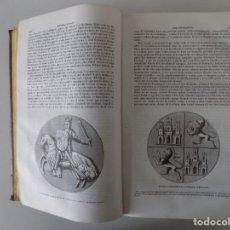 Libros antiguos: LIBRERIA GHOTICA. PADRE MARIANA.HISTORIA GENERAL DE ESPAÑA.GASPAR Y ROIG 1848.TOMO 2. FOLIO.GRABADOS. Lote 205818207
