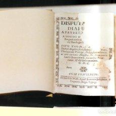 Libros antiguos: LIBRO JUDICIAL S. XVIII. Lote 206246001