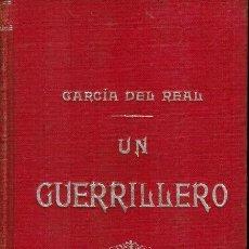 Libros antiguos: UN GUERRILLERO Y UN MILAGRO DE LA VIRGEN DEL PILAR. Lote 206323462