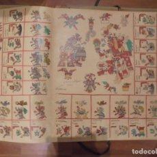 Libros antiguos: CÓDICE BORBÓNICO. MEXICO. FACSIMIL. 2 TOMOS. Lote 206469075