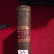 Libros antiguos: AVENTURAS DE TELEMACO ARZOB.CAMBRAY 1817 TOMO II. Lote 206807601