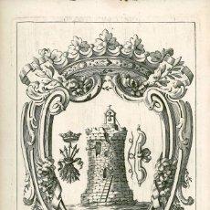 Libros antiguos: CONJETURAS DE MARBELLA. PEDRO VÁZQUEZ CLAVEL. 1781. PRIMERA EDICIÓN. MUY RARO. Lote 207066456