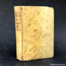 Libros antiguos: 1774 HISTORIA - GUERRA DEL TURCO CONTRA LA RUSIA - PERGAMINO. Lote 207123991