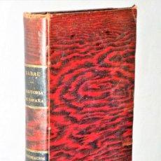 Libros antiguos: HISTORIA GENERAL DE ESPAÑA. TOMO XX. CONTINUACIÓN DE LAS TABLAS CRONOLÓGICAS ..... Lote 207160710