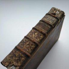 Livros antigos: RARO, AÑO 1777: HISTORIA ECLESIÁSTICA DE BRETAÑA (SIGLOS III - IV - V) - OBRA DE GILLES DERIC. Lote 207581491