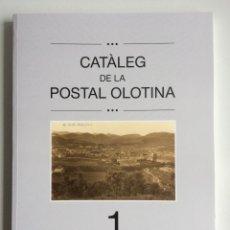 Libros antiguos: CATÀLEG POSTAL OLOTINA (1900-1910). Lote 207643367