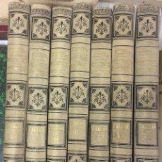 Libros antiguos: AVERIGUACIONES DE LAS ANTIGÜEDADES DE CANTABRIA-7VOL. 1844-1895 -GABRIEL DE HENAO HENAO, GABRIEL DE. Lote 208941948