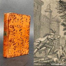 Livros antigos: 1797 - GONZALO DE CORDOBA - RECONQUISTA DE GRANADA - GRABADO - REYES CATOLICOS. Lote 209107700