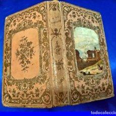 Livros antigos: AÑO 1856: CAPITALES ANTIGUAS Y MODERNAS. PRECIOSAS ILUSTRACIONES Y ENCUADERNACIÓN. SIGLO XIX.. Lote 209243487
