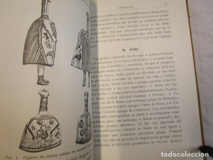 Libros antiguos: Prehistoria, tres tomos, Moritz Hoernes, Labor, 1928, 1934, 1931, nº 41/80/115, excelentes + INFO - Foto 14 - 209823083
