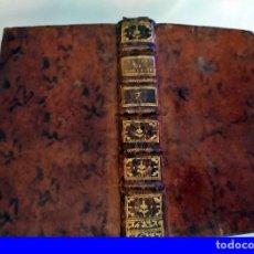 Libros antiguos: AÑO 1786: DISCURSOS DEL MARISCAL D'AGUESSEAU. LIBRO DEL SIGLO XVIII MUY BIEN CONSERVADO.. Lote 210601001