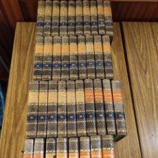 Libros antiguos: 37 TOMOS HISTORIA UNIVERSAL - TOMO 1 CASA DE BORBÓN AÑO 1846 - TOMO 38 AÑO 1850. CÉSAR CANTÚ.. Lote 210735346