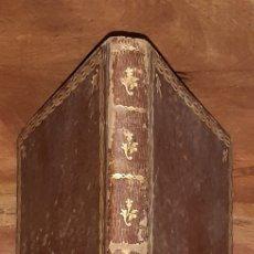 Libros antiguos: ESTATUTOS Y ORDENANZAS DE LA REAL MAESTRANZA CIUDAD DE GRANADA 1764 JOACHIN IBARRA ORIGINAL. Lote 211519782