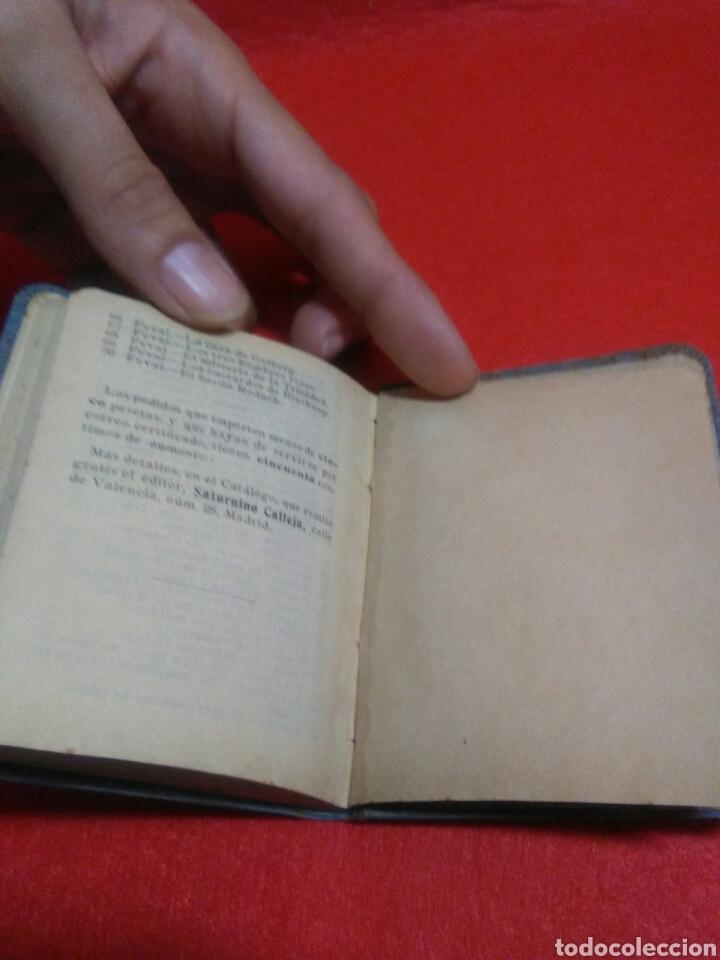 Libros antiguos: Pequeño libro de derechos reales S.calleja -Madrid 1876 - Foto 8 - 212058078