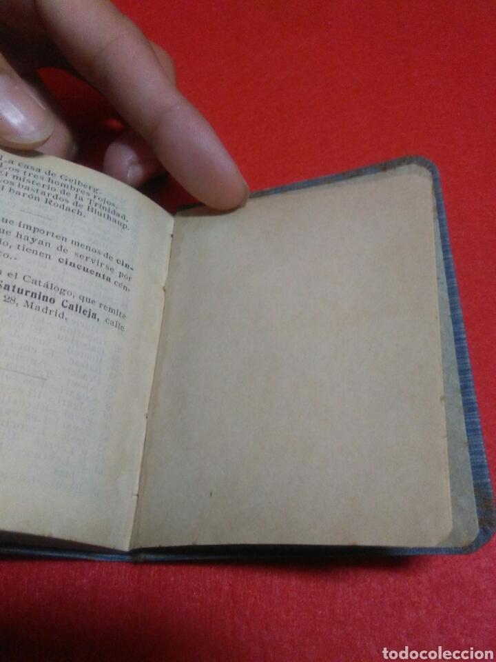 Libros antiguos: Pequeño libro de derechos reales S.calleja -Madrid 1876 - Foto 9 - 212058078
