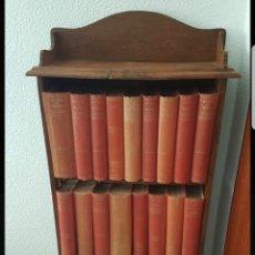 Libros antiguos: HISTORIA DEL MUNDO EDAD MODERNA TOMO I AL TOMO XXV EDUARDO IBARRA Y RODRIGUEZ ED SOPENA 1918. Lote 212280450