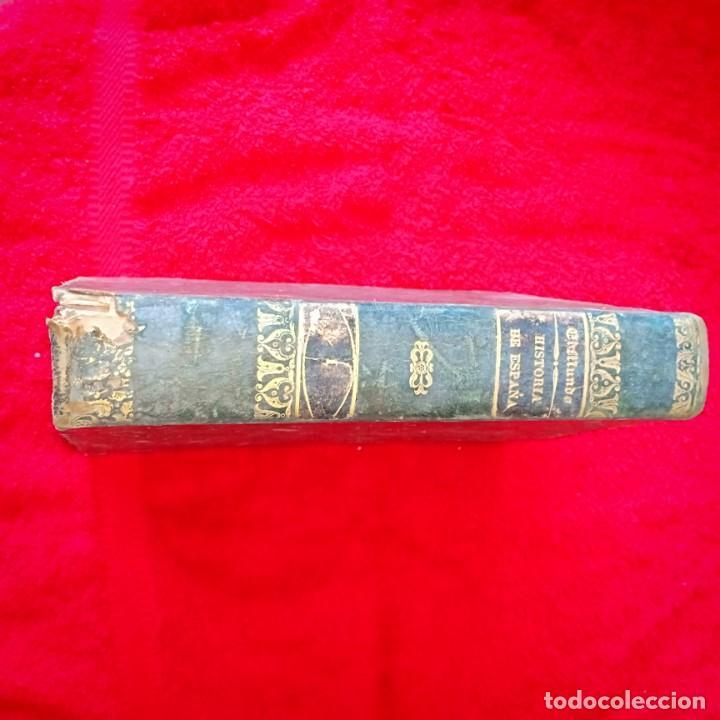 Libros antiguos: Historia de España - Foto 6 - 212406750