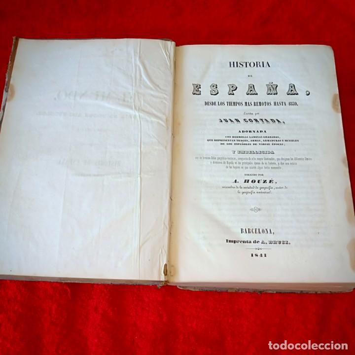 HISTORIA DE ESPAÑA (Libros antiguos (hasta 1936), raros y curiosos - Historia Antigua)