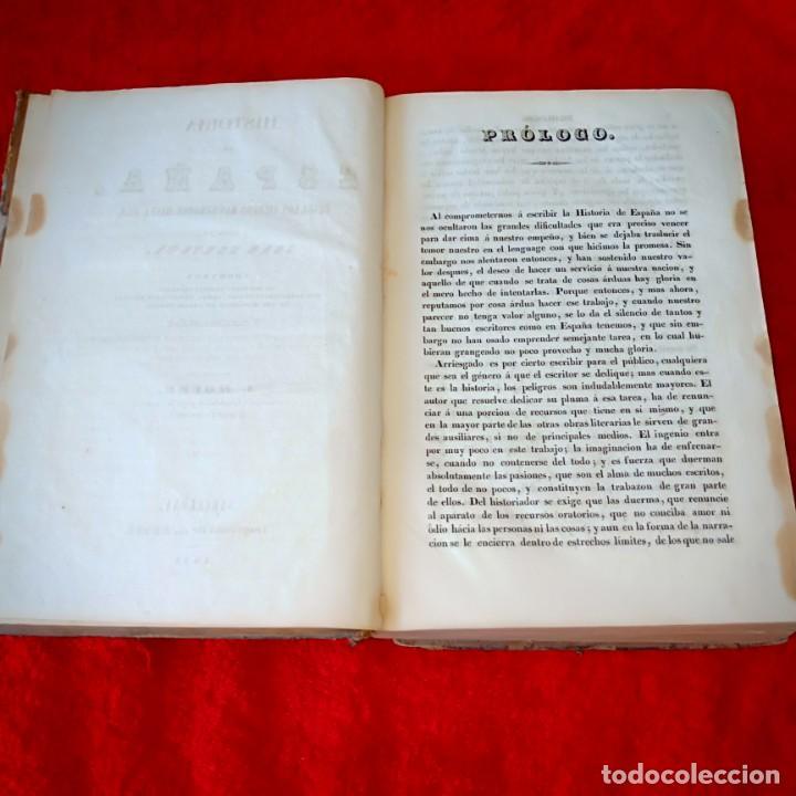 Libros antiguos: Historia de España - Foto 2 - 212406750
