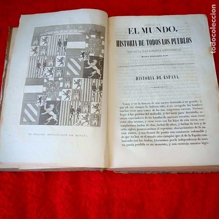 Libros antiguos: Historia de España - Foto 3 - 212406750