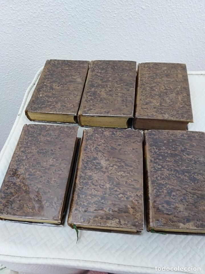 Libros antiguos: Edición Lujo-Compendio de la historia antigua o Rolin abreviado COMPLETO - AMBERES 1745. 6 Tomos - Foto 2 - 41240551