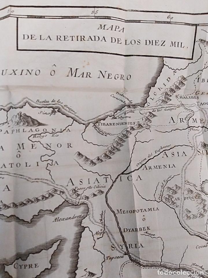 Libros antiguos: Edición Lujo-Compendio de la historia antigua o Rolin abreviado COMPLETO - AMBERES 1745. 6 Tomos - Foto 10 - 41240551