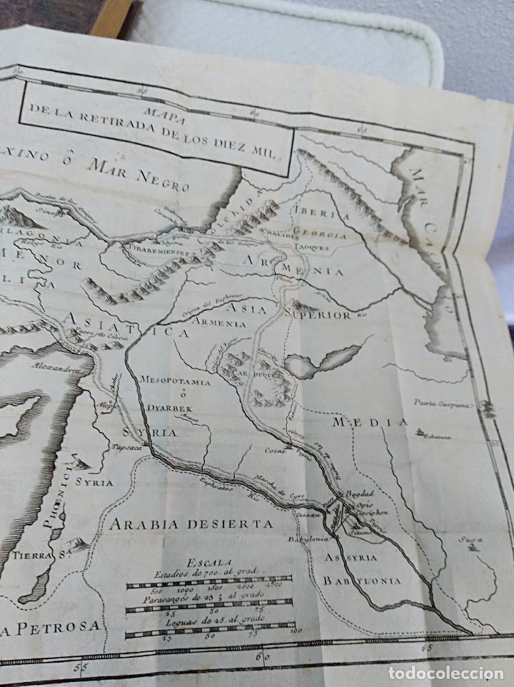 Libros antiguos: Edición Lujo-Compendio de la historia antigua o Rolin abreviado COMPLETO - AMBERES 1745. 6 Tomos - Foto 12 - 41240551