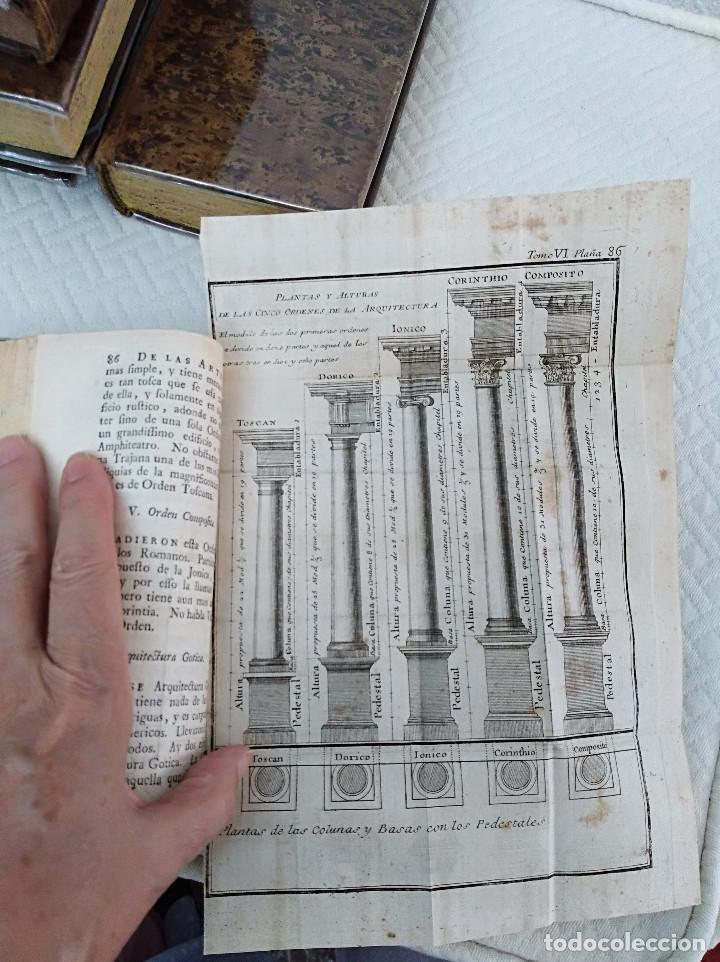 Libros antiguos: Edición Lujo-Compendio de la historia antigua o Rolin abreviado COMPLETO - AMBERES 1745. 6 Tomos - Foto 21 - 41240551