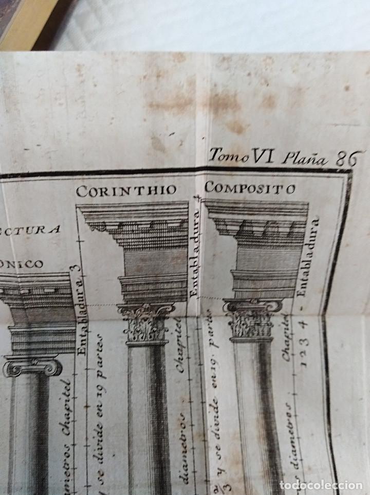 Libros antiguos: Edición Lujo-Compendio de la historia antigua o Rolin abreviado COMPLETO - AMBERES 1745. 6 Tomos - Foto 23 - 41240551
