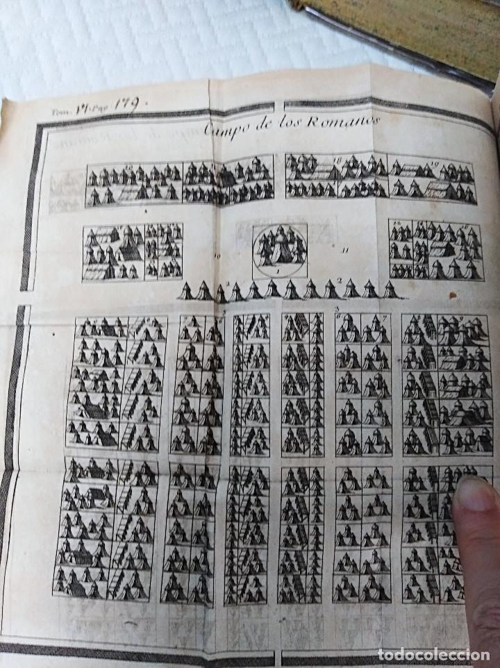 Libros antiguos: Edición Lujo-Compendio de la historia antigua o Rolin abreviado COMPLETO - AMBERES 1745. 6 Tomos - Foto 26 - 41240551