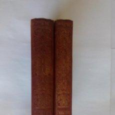 Libros antiguos: PRÓLOGO, SELECCIÓN Y GLOSARIOS DE ANTONIO G. SOLALINDE. TOMO I Y II. - ALFONSO X EL SABIO.. Lote 213680531