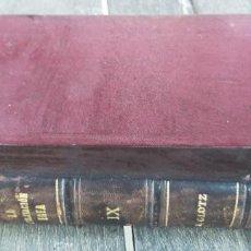 Libros antiguos: LA EVOLUCION DE LA HUMANIDAD CIVILIZACION EGEA - GUSTAVO GLOTZ CERVANTES B004. Lote 215082198