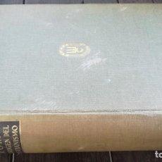 Libros antiguos: HELADE Y ROMA EL ORIGEN DEL CRISTIANISMO VERSION MANUEL GARCIA MORENTE, ESPASA CALPE B006. Lote 215082317