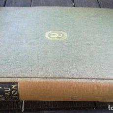 Libros antiguos: REVOLUCION FRANCESA, NAPOLEON, RESTAURACION 1789 1848 MANUEL GARCIA MORENTE, ESPASA CALPE B006. Lote 215082523