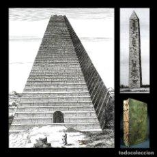 Libros antiguos: AÑO 1781 PIRÁMIDES OBELISCOS TEMPLOS CLEOPATRA HISTORIA ANTIGUA EGIPTO 5 ESPECTACULARES GRABADOS. Lote 215959321