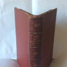 Libros antiguos: HISTORIA DEL DESCUBRIMIENTO DE AMÉRICA. 1ª EDICIÓN. CASTELAR, EMILIO.1892. Lote 216017580