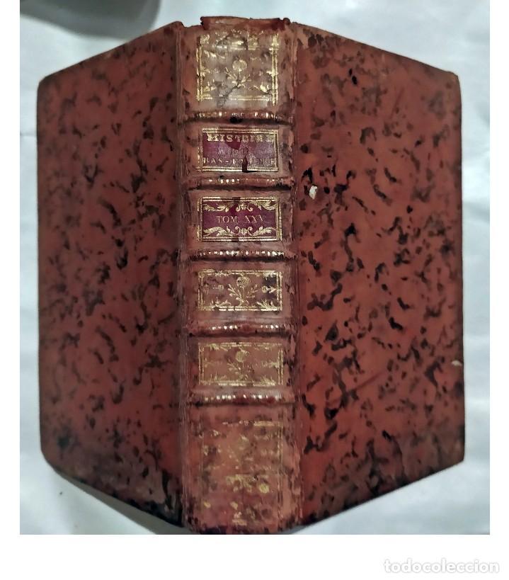 AÑO 1803: HISTORIA DEL BAJO IMPERIO DESDE CONSTANTINO. LIBRO DE MÁS DE 200 AÑOS DE ANTIGÜEDAD. (Libros antiguos (hasta 1936), raros y curiosos - Historia Antigua)