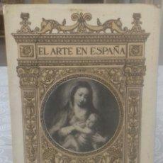 Libros antiguos: MUSEO DE BELLAS ARTES DE CADIZ EL ARTE EN ESPAÑA. Lote 216884410