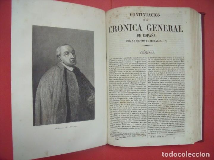 Libros antiguos: MANUEL ORTIZ DE LA VEGA.-LAS GLORIAS NACIONALES.-GRAN HISTORIA UNIVERSAL.-GRABADOS.-AÑOS 1852-1854. - Foto 3 - 217003992