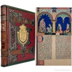 Libros antiguos: 1888 - AL-ANDALUS - RECONQUISTA - HISTORIA MEDIEVAL DE ESPAÑA - PRECIOSAS CROMOLIGRAFÍAS, MAPA. Lote 218318606