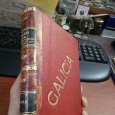 Libros antiguos: GALICIA EN EL ULTIMO TERCIO DEL SIGLO XV..ANTONIO LOPEZ FERREIRO.. LA CORUÑA 1897 ..ANDRES MARTINEZ. Lote 219007228