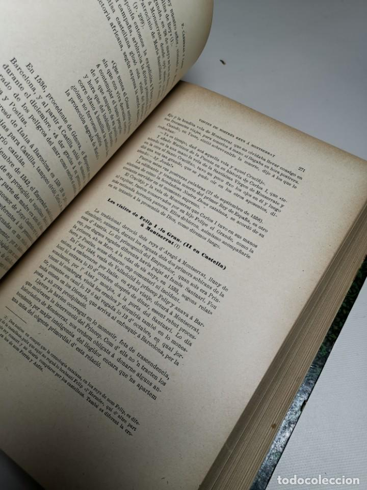 Libros antiguos: MISCELANEA HISTÓRICA CATALANA. - F. CARRERAS Y CANDI (obra completa)1905-1906 con autografo dedicado - Foto 23 - 219273495