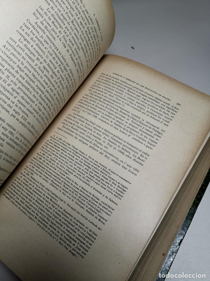 Libros antiguos: MISCELANEA HISTÓRICA CATALANA. - F. CARRERAS Y CANDI (obra completa)1905-1906 con autografo dedicado - Foto 24 - 219273495