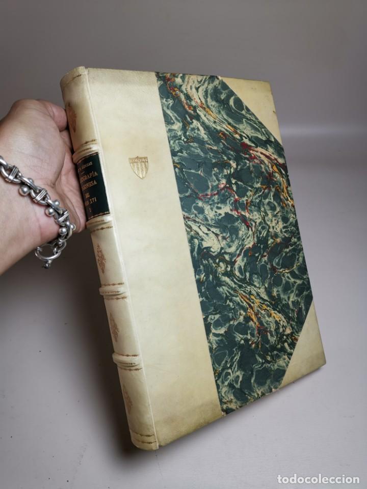 Libros antiguos: BIBLIOGRAFÍA ARAGONESA DEL SIGLO XVI ( 1501-1550 ) JUAN M. SÁNCHEZ 1913 papel de hilo 1/150.TOMO I.. - Foto 2 - 219274582