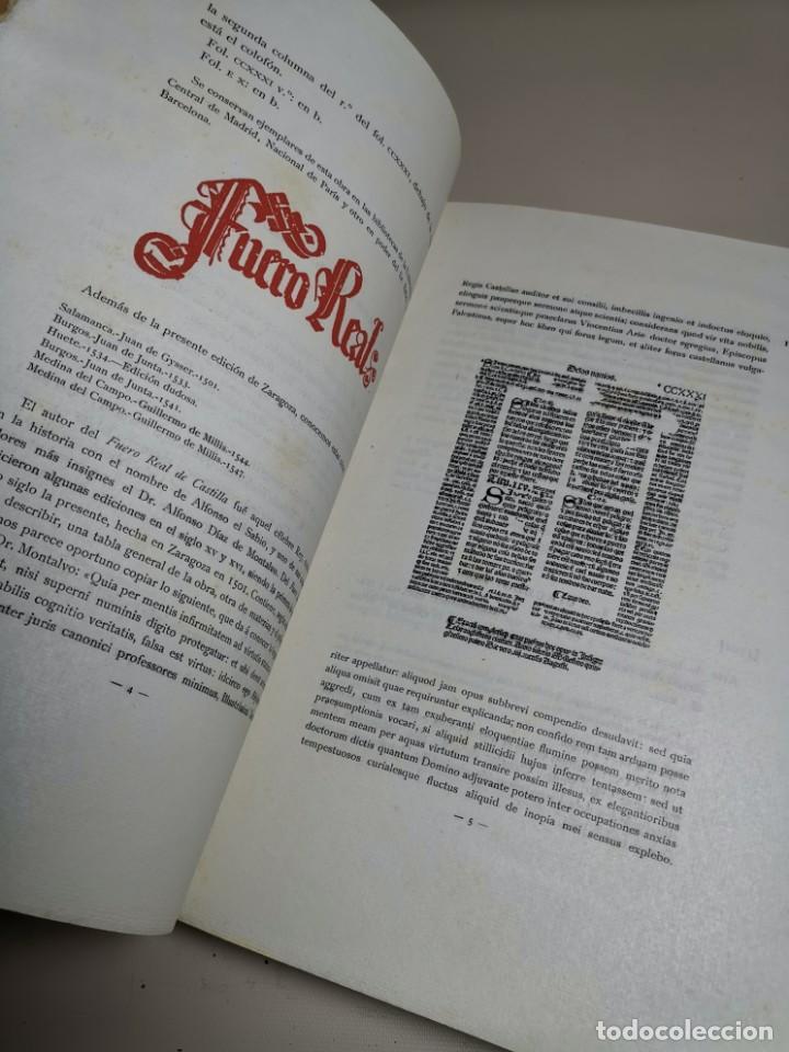 Libros antiguos: BIBLIOGRAFÍA ARAGONESA DEL SIGLO XVI ( 1501-1550 ) JUAN M. SÁNCHEZ 1913 papel de hilo 1/150.TOMO I.. - Foto 32 - 219274582
