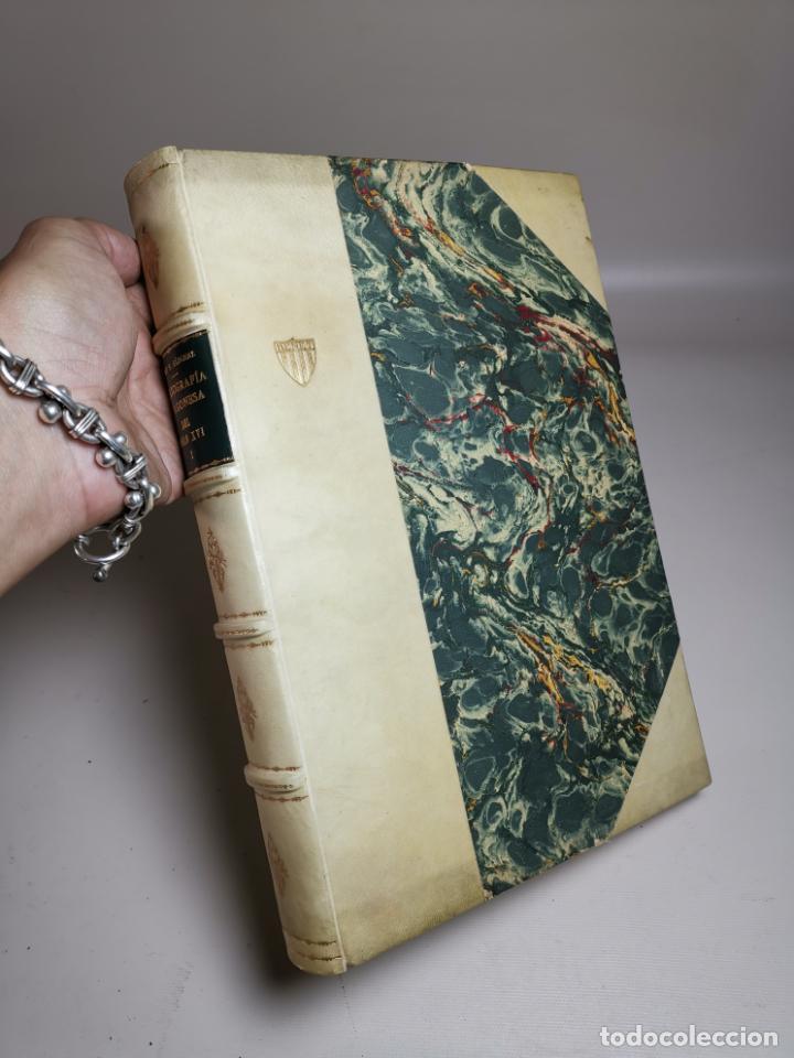 BIBLIOGRAFÍA ARAGONESA DEL SIGLO XVI ( 1501-1550 ) JUAN M. SÁNCHEZ 1913 PAPEL DE HILO 1/150.TOMO I.. (Libros antiguos (hasta 1936), raros y curiosos - Historia Antigua)