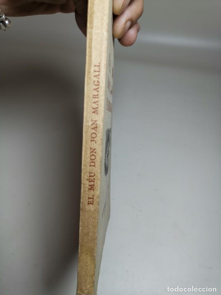 Libros antiguos: El meu Don Joan Maragall / J. Pijoan. BCN : Catalonia, s.a. 20x15cm. 120 p - Foto 7 - 219274910