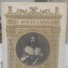 Libros antiguos: CATEDRAL DE SEVILLA MUSEO EL ARTE EN ESPAÑA. Lote 220500981